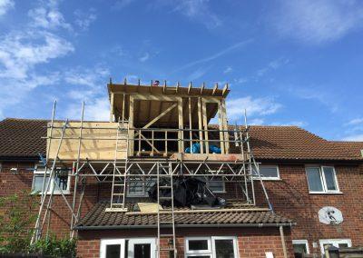 Loft conversion in Wilstead, Bedford
